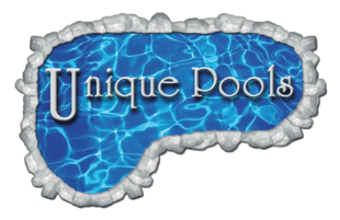 Unique Pool Logo